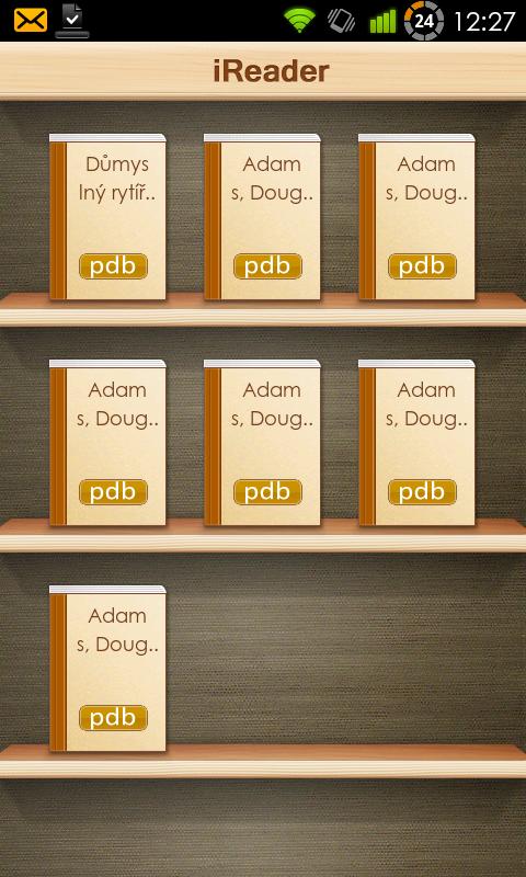 iReader updated2 iReader   čtečka knih [UPDATE 2]