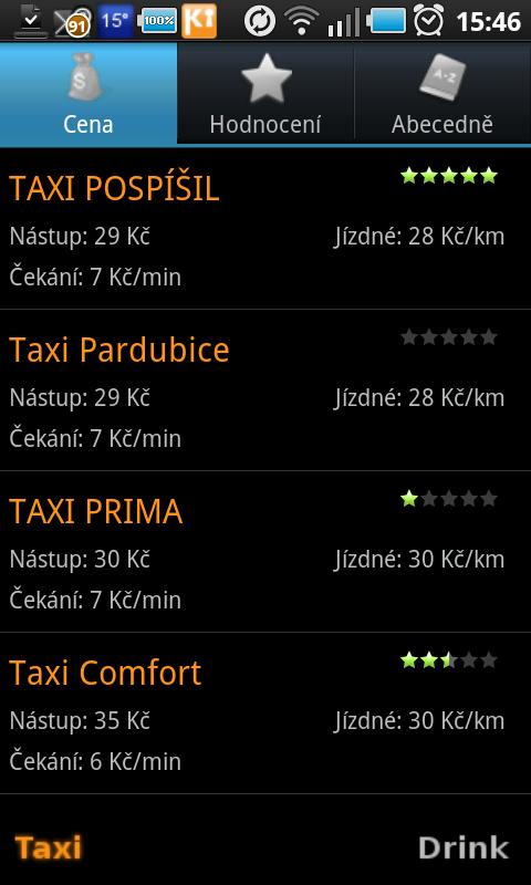 Taxikář