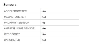Motorola Xoom s barometrem
