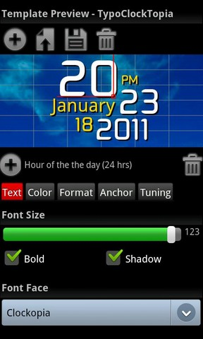 Make Your Clock Widget Beta