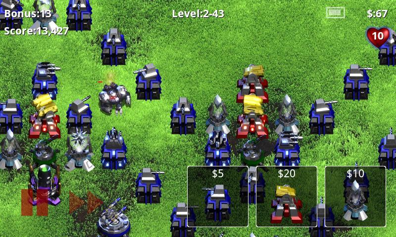 HD Robo Defense