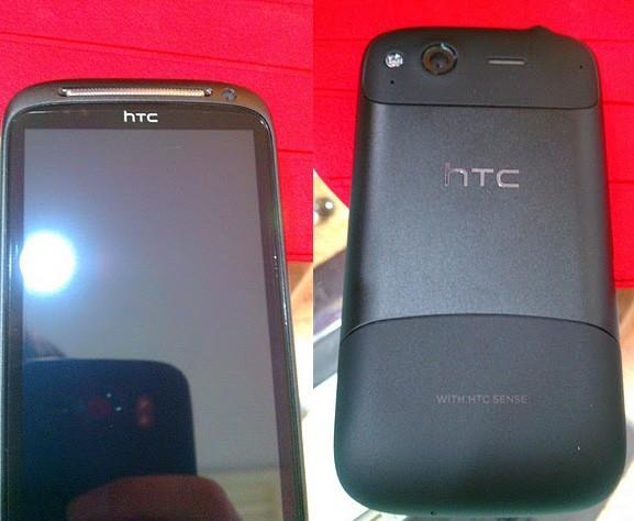 Následovník HTC Desire HD?