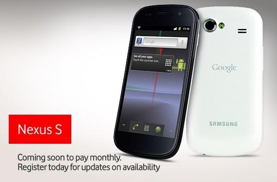 White Nexus S