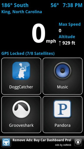 Car Dashboard (Free)
