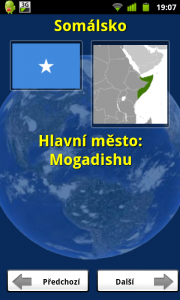GeoStar režim Studium