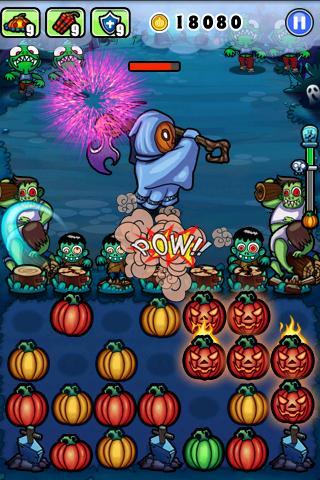 Pumpkins VS Monster1