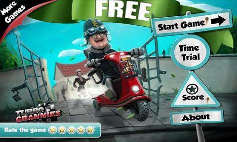 Turbo Grannies FREE