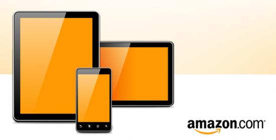 Amazon tablety a telefon