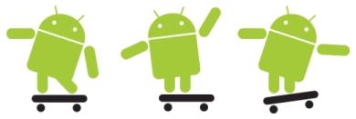 Android Skater