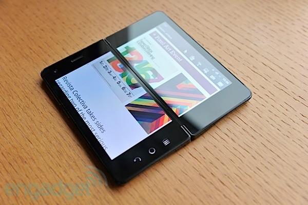 Prototyp dvou-displejového Androidu od Imerj