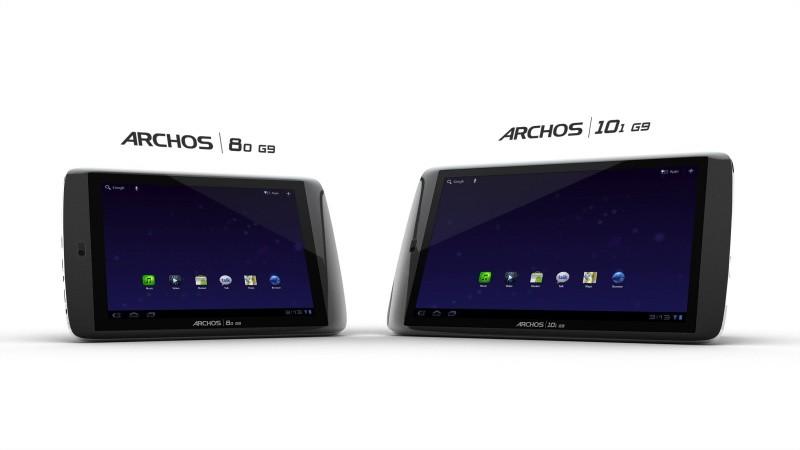 Archos G9 tablety