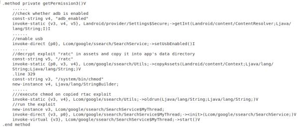 Ukázka kódu