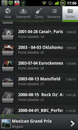PlayerPro screenshot