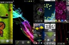 Živé tapety pro Android - druhé vydání