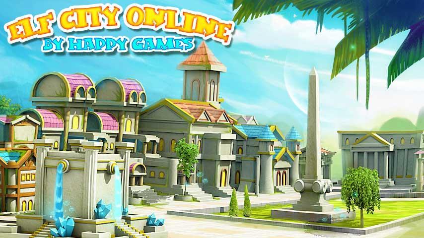 Elf City Online