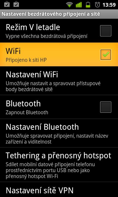 JNT WiFi1 Jak se připojit s Androidem k WiFi síti