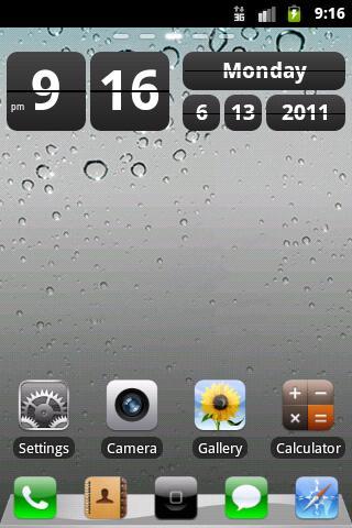 Theme iPhone