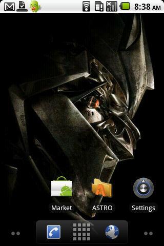Transformers Livewallpaper