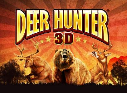 Deer Hunter 3D - zahrajte si na lovce
