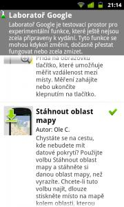 ulozeni mapy 1 180x300 Jak stáhnout mapy v Google Maps pro offline použití? [návod]