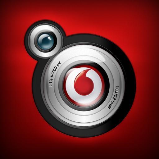 Vodafone MMS Editor - aplikace pro úpravu a sdílení fotek