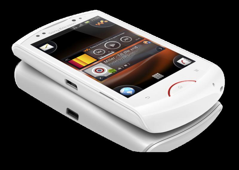 Sony Ericsson Live