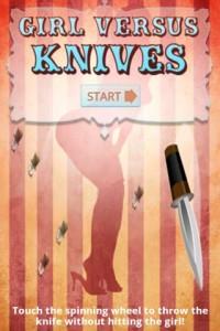 Girls vs Knives