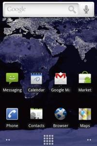 Night Earth Live Wallpaper