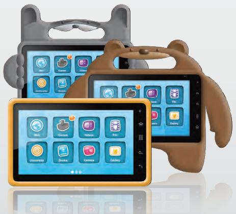 nabi tablet 1 Nabi   levný tablet pro děti