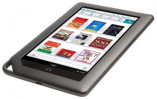 Barnes & Noble představil Nook Tablet za 249 dolarů