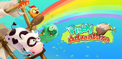 Angry Piggy (Adventure)