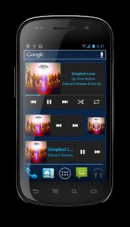 CyanogenMod 9 Music