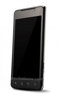 LG CX2 přední pohled