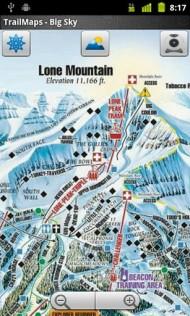 Ski TrailMaps