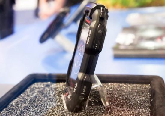 Extrémně odolný telefon Casio G-Shock s Androidem  8556295f60