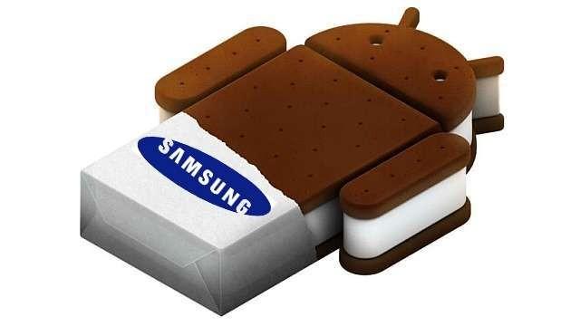 Specifika ICS - uživatelské klady a zápory nového ICS (Samsung Galaxy S II)