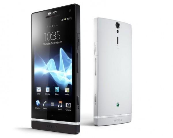 sony xperia s 600x479 Sony Xperia S bude mít ochranu proti znečištění a funkci rychlonabíjení