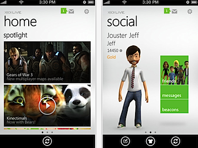 Xbox Live pro Android