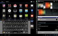 Cornerstone cm9 4 190x118 CyanogenMod 9 pro tablety bude podporovat skutečný multitasking