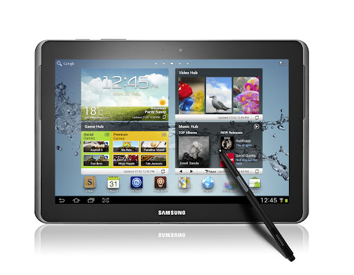 GALAXY Note 10.1 Product Image 2 Samsung: Nedaří se nám na trhu s tablety.