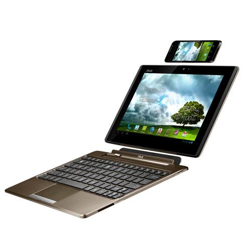 asus padfone 1 ASUS Padfone oficiálně   dvoujádrový Qualcomm Snapdragon, stylus a další překvapení