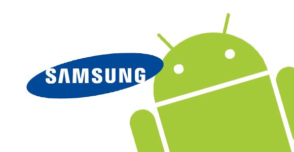 samsung android logo Samsung: Nedaří se nám na trhu s tablety.