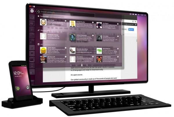 Ubuntu pro Android