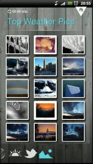 1weather 10 190x335 1Weather   stylová aplikace pro předpověď počasí