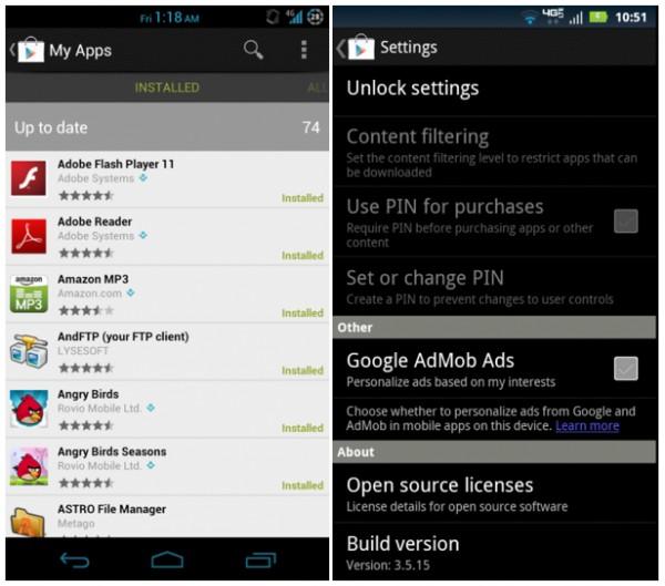 Google Play 3.5.15 600x529 Stáhněte si nejnovější aplikaci Google Play (Android Market) v3.5.15