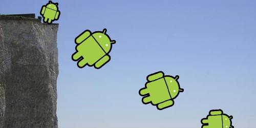 8 problémů, které mohou Androidu zlomit vaz