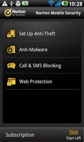 norton mobile security 1 173x290 Plná verze Norton Mobile Security zdarma na 90 dní pro uživatele telefonů a tabletů Samsung