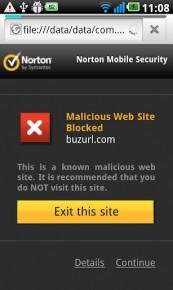 norton mobile security 3 173x290 Plná verze Norton Mobile Security zdarma na 90 dní pro uživatele telefonů a tabletů Samsung