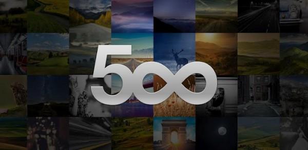 500px 600x293 500px: nejhezčí fotografie z celého světa na jednom místě