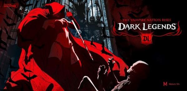 Spacetime Studios vydalo upírské MMORPG s názvem Dark Legends
